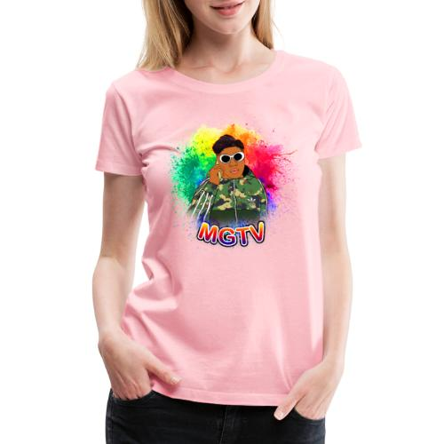 NEW MGTV Clout Shirts - Women's Premium T-Shirt