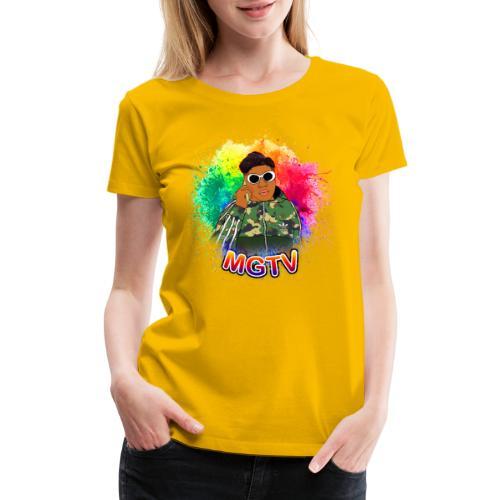 NEW MGTV Clout Shirts - Women's Premium T-Shirt