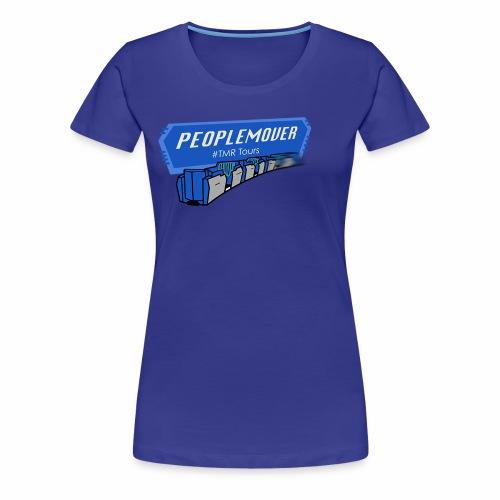 Peoplemover TMR - Women's Premium T-Shirt