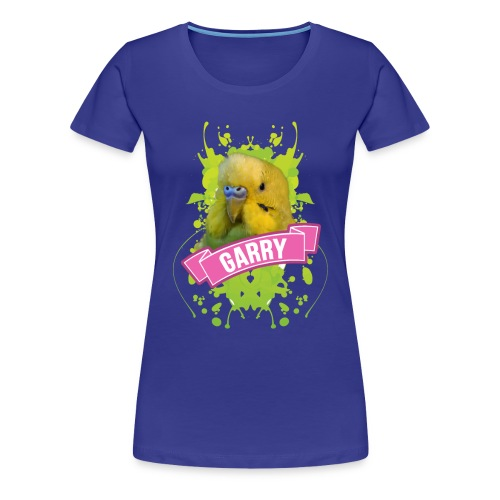 Garry Splatter - WOMEN V2 - Women's Premium T-Shirt