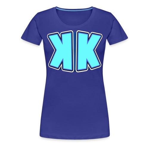 Krojak's Icon - Women's Premium T-Shirt