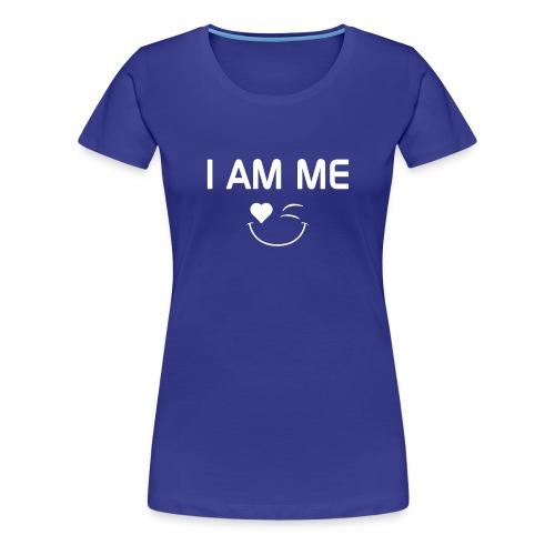 EnglishVersionOUTLINE-3 - Women's Premium T-Shirt