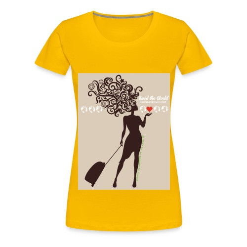 celebrated3JEG jpg - Women's Premium T-Shirt