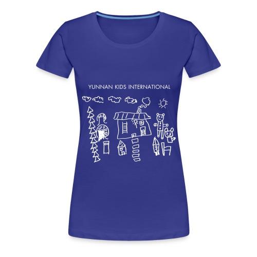 Sunshine white - Women's Premium T-Shirt
