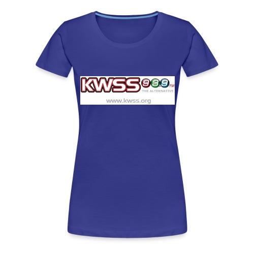 KWSS_939_W_WHT_the_alt - Women's Premium T-Shirt