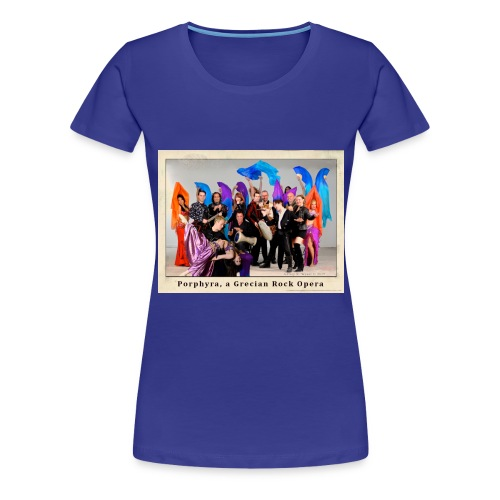Porphyra Rock Opera mug1 - Women's Premium T-Shirt