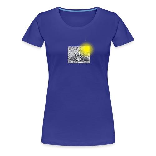 HeartAndSol 01 onWhite - Women's Premium T-Shirt