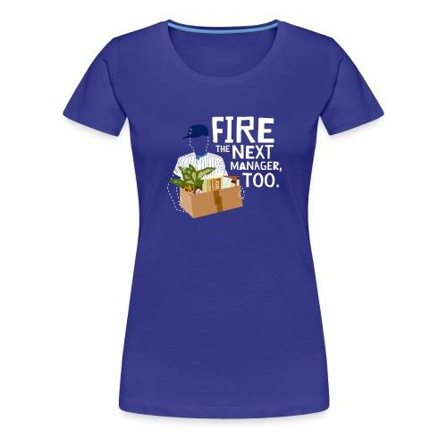 fire next - Women's Premium T-Shirt