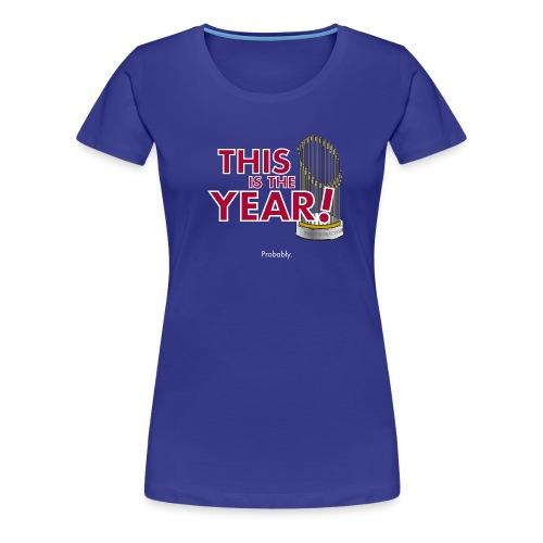 theyear art - Women's Premium T-Shirt