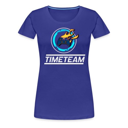 Full Logo png - Women's Premium T-Shirt