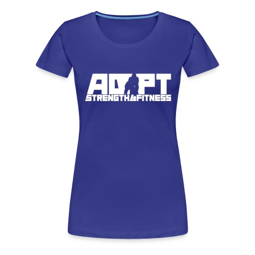adapt logo 2015 transparent png - Women's Premium T-Shirt