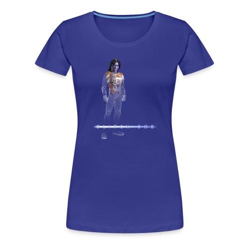 Bob wire resized orig cc - Women's Premium T-Shirt