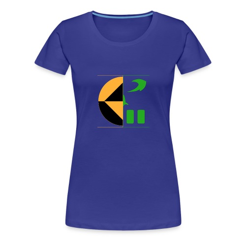 OLD Guardian vs Virus - Women's Premium T-Shirt