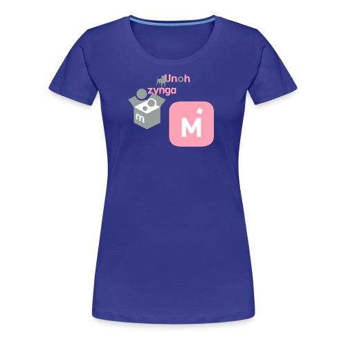 OldCompany logo - Women's Premium T-Shirt