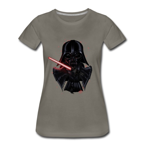'Bird Vader - Women's Premium T-Shirt