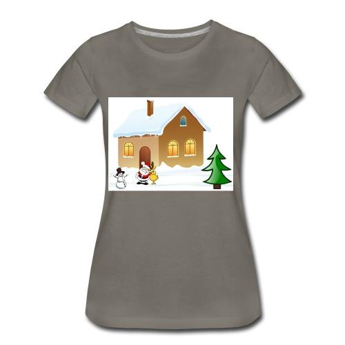 Marry_Christmas - Women's Premium T-Shirt