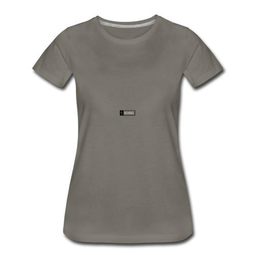 Global Logo tee - Women's Premium T-Shirt
