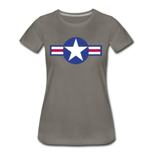 Star and Stripe - Women's Premium T-Shirt