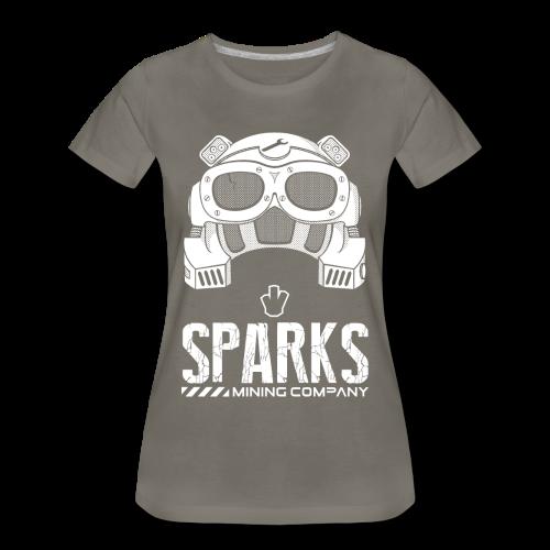 Sparks - Women's Premium T-Shirt