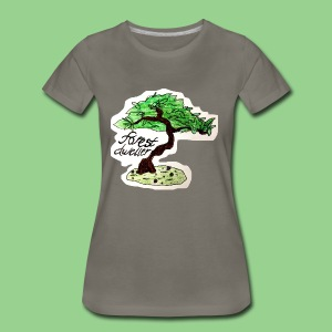 forest dweller Tree - Women's Premium T-Shirt