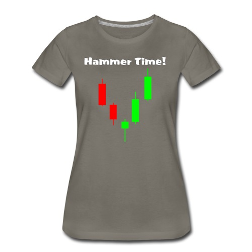 Hammer Time! - Women's Premium T-Shirt
