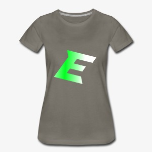 E Strike - Women's Premium T-Shirt