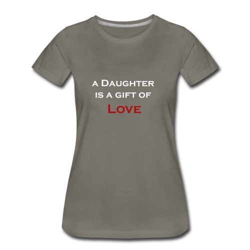 Father's day Graphic T shirt and Collections - Women's Premium T-Shirt