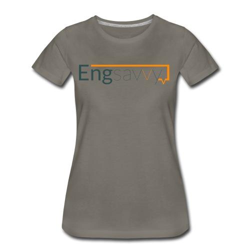 Engsavvy - Women's Premium T-Shirt