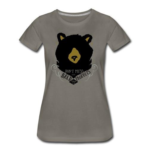 Elijah & The Bears - Women's Premium T-Shirt