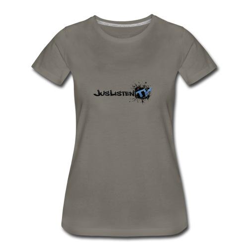 Jltv Logo - Women's Premium T-Shirt