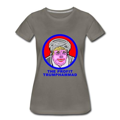 The Profit Trumphammad - Women's Premium T-Shirt