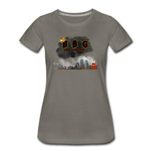 Only The BBG Family - Women's Premium T-Shirt