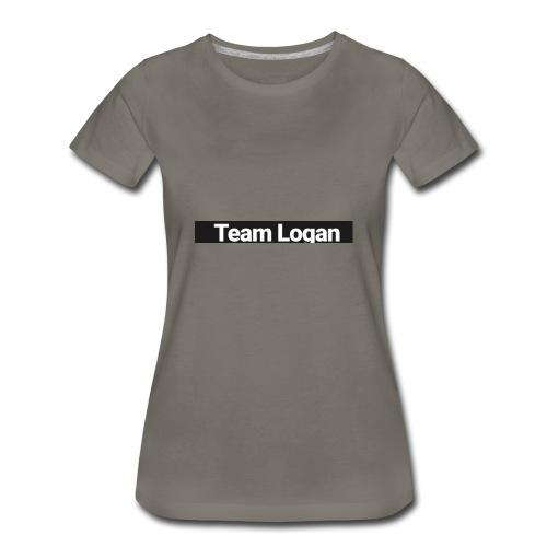Logansmerch - Women's Premium T-Shirt