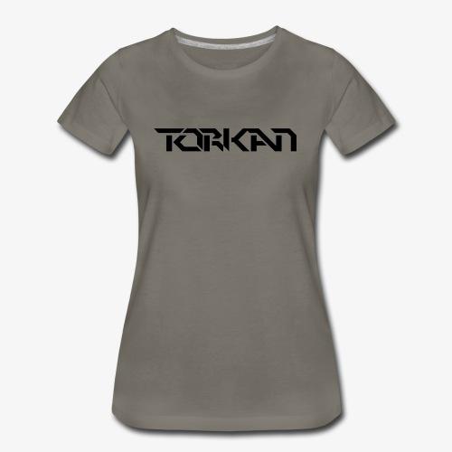 Torkan Logo - Women's Premium T-Shirt