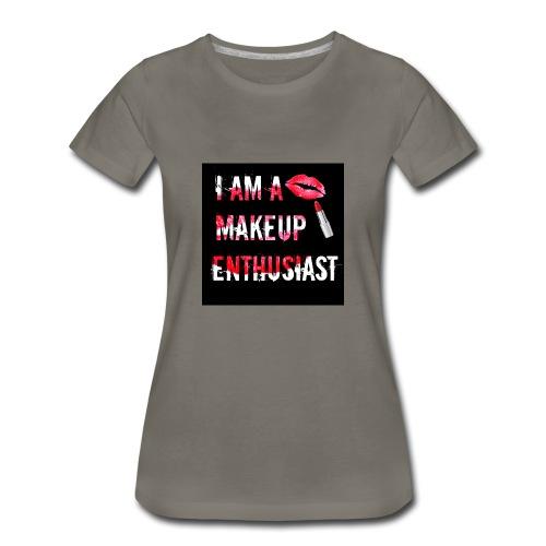 MAKEUP ENTHUSIAST (VERSION 2) - Women's Premium T-Shirt