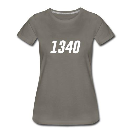 1340 - Women's Premium T-Shirt