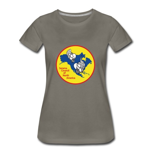 SCNA logo - Women's Premium T-Shirt