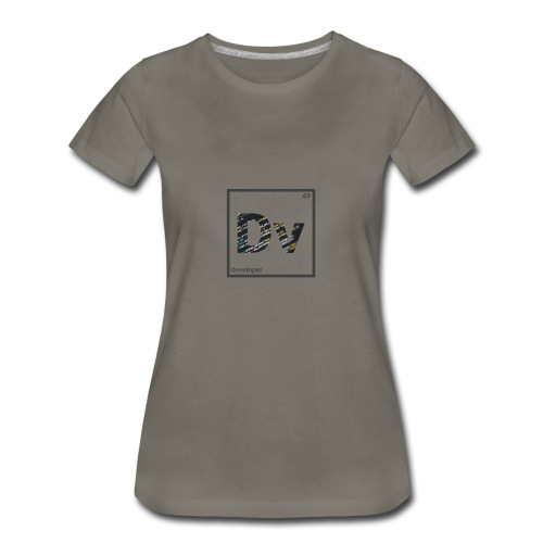 Developer - Women's Premium T-Shirt