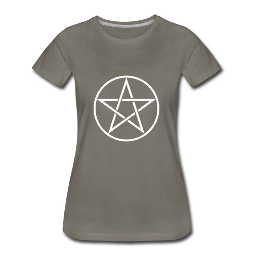Pentagram Shirts - Women's Premium T-Shirt