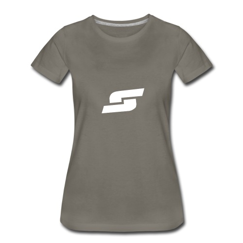 white splash logo - Women's Premium T-Shirt
