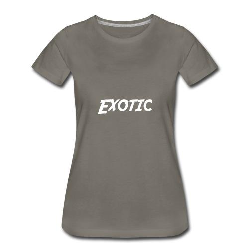 Exotic wear - Women's Premium T-Shirt