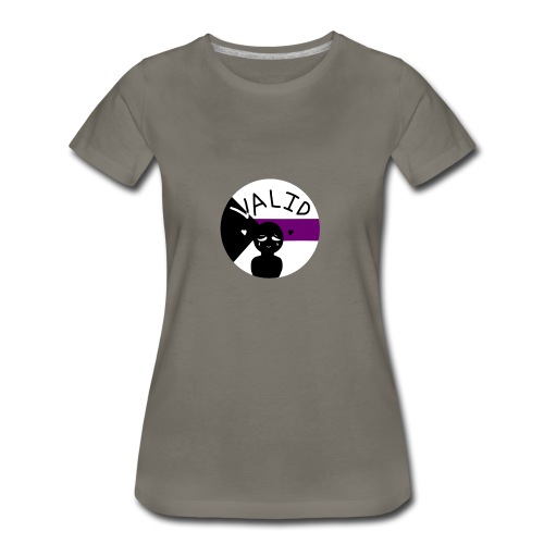 Demi Validation - Women's Premium T-Shirt