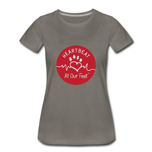 HAOF logo - Women's Premium T-Shirt