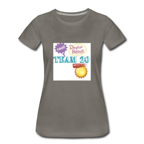Team20 - Women's Premium T-Shirt