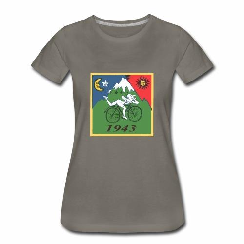 Albert Hofmann LSD - Women's Premium T-Shirt