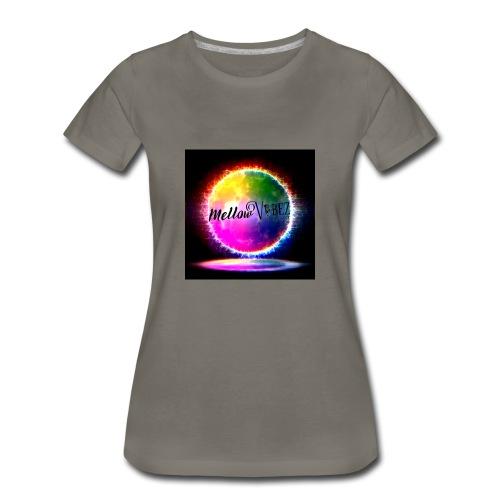 MellowVibez - Women's Premium T-Shirt