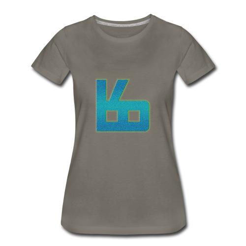 The Old Bunny - Women's Premium T-Shirt
