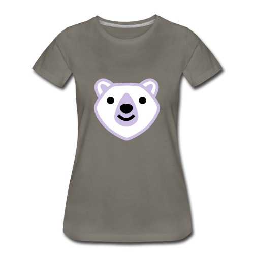 Bernard The Bear - Women's Premium T-Shirt