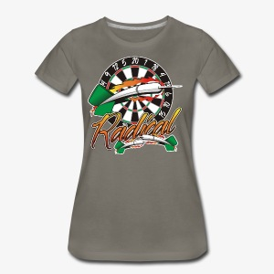 Radical Darts Shirt - Women's Premium T-Shirt