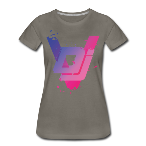 DJ VIRUS INFECTION - Women's Premium T-Shirt